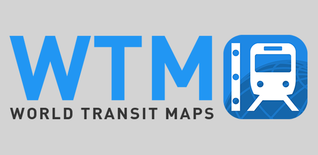 World Transit Maps