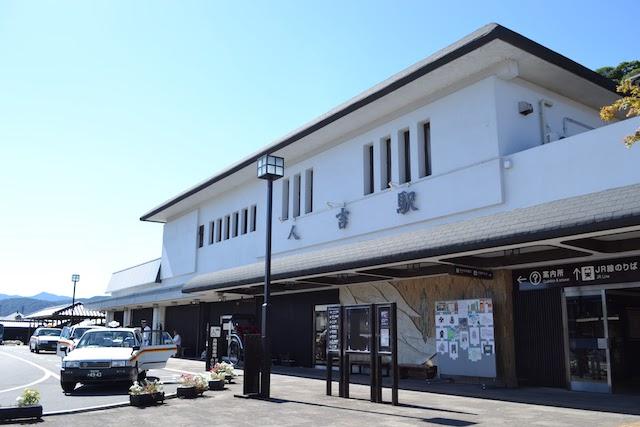 人吉駅駅舎