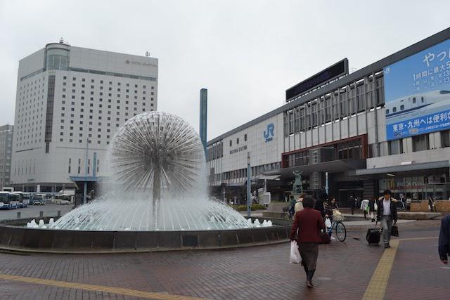 岡山駅駅舎