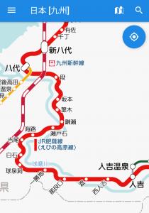 JR肥薩線の八代〜人吉駅間が運転再開