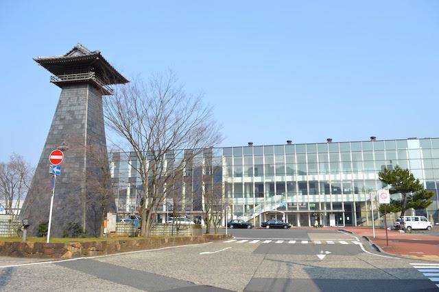 西舞鶴駅駅舎