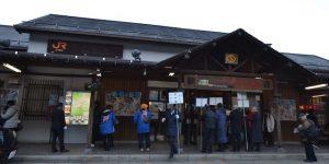 下呂駅駅舎