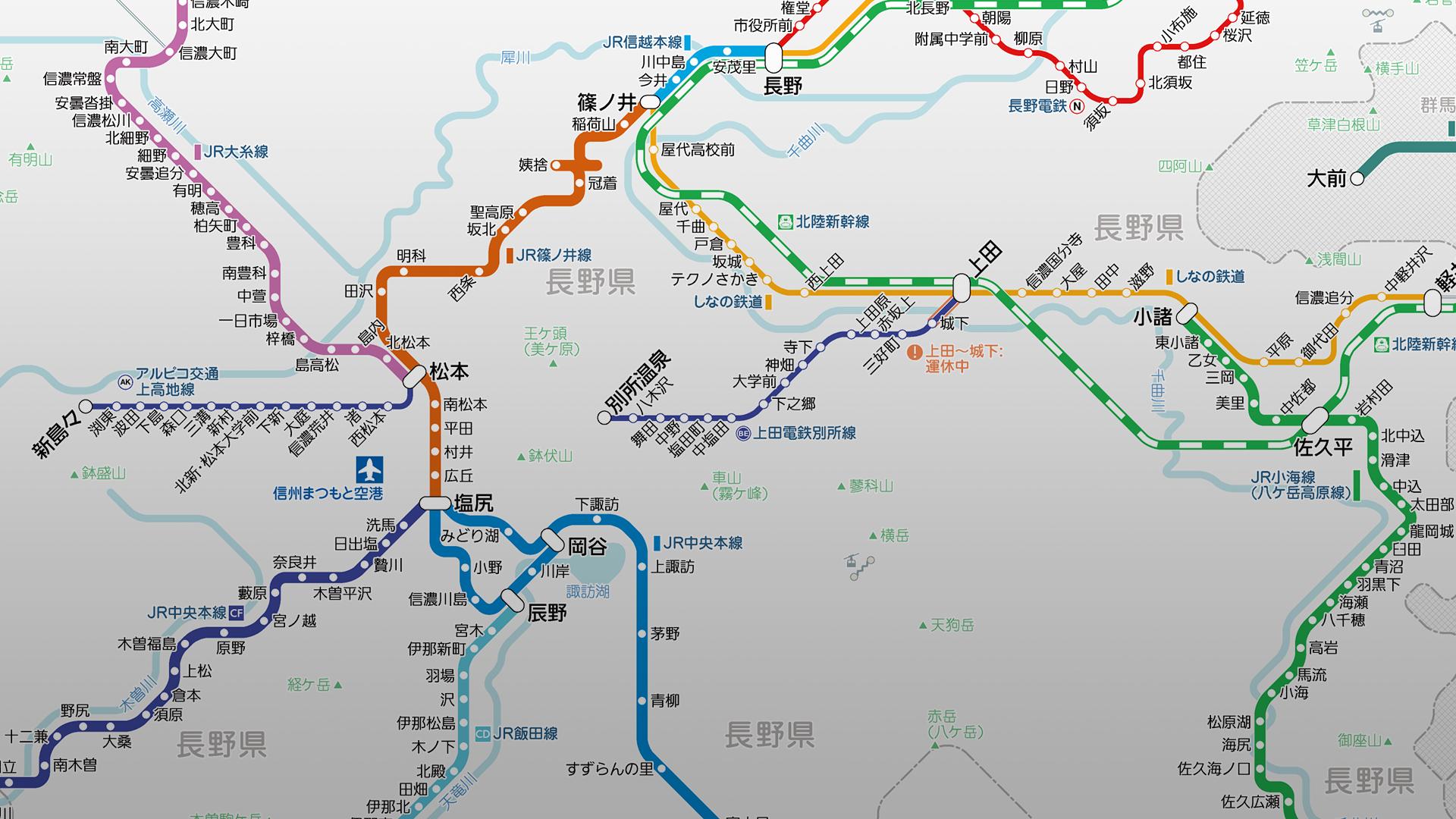 長野(日本語)